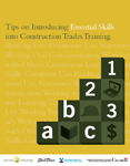 Tips on Introducing Essential Skills into Construction Trades Training