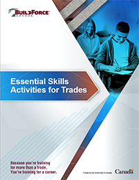Essential Skills Activities for Trades