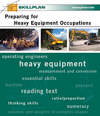 Preparing for Heavy Equipment Occupations