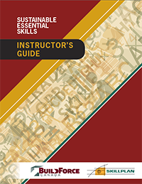 Sustainable Essential Skills - Instructor's Guide